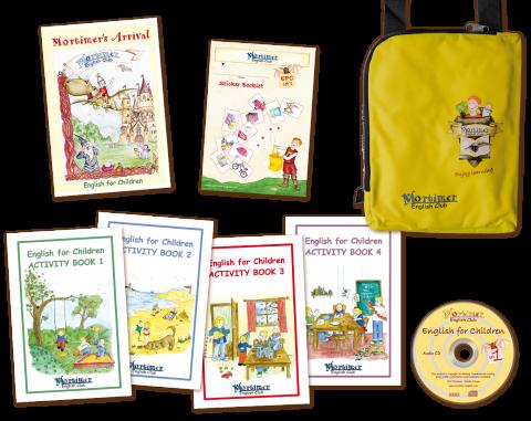Materialauszug - English for Children 1