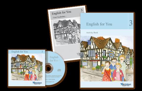 Materialauszug - English for You 3
