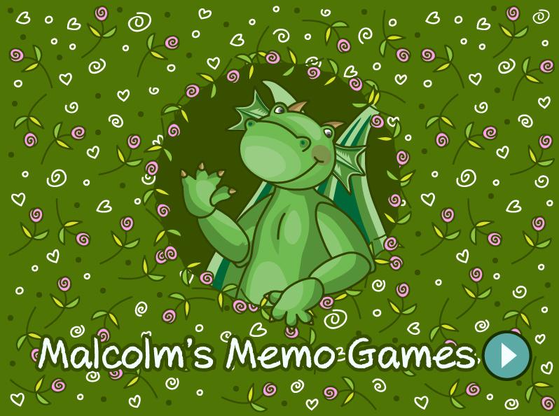 Malcolm's Memo games