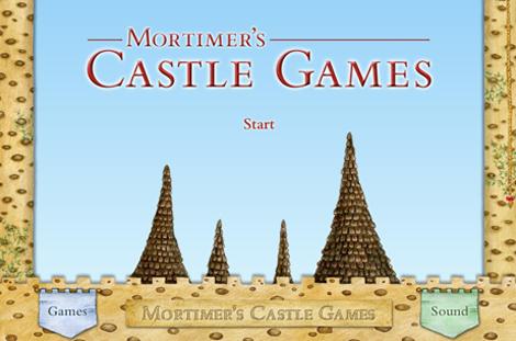 Mortimer´s Castle Games
